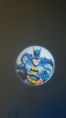 reloj proyector liga de la justicia - 100% nuevo y resistent