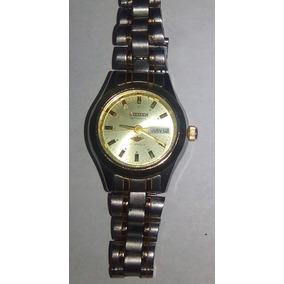 e98d8b84e7590 Reloj Citizen 21 Jewels Automático Gn 4w S Para Dama - Reloj para ...