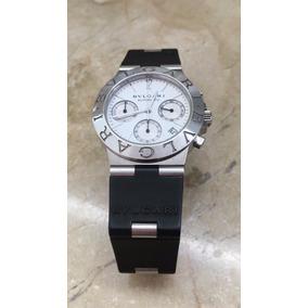 b009cb5cb39e Acuamara Bulgari - Reloj para Hombre en Puebla en Mercado Libre México