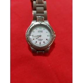f8b6e0b369eb Vendo Reloj Citizen Titanium Wr - Reloj de Pulsera en Mercado Libre ...