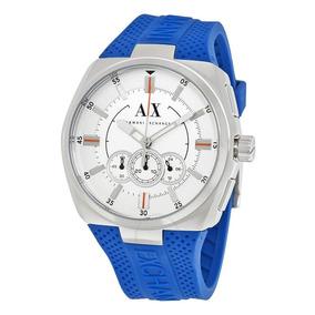 677b9f702b3c Reloj Armani Exchange Dama Azul - Relojes en Mercado Libre México