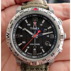 14ccf75c4b55 Timex Intelligent Quartz¿ Tide Temp Compass T2p140 - Relojes en ...