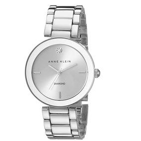 2245799f7325 Reloj Anne Klein Mujer Plata - Joyas y Relojes en Mercado Libre México