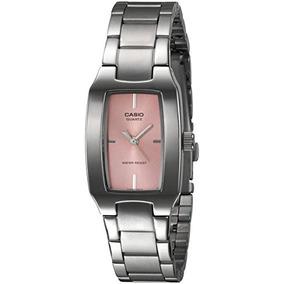 e2d00aba7df7 Casio Ltp-1165a-4c Reloj Análogo Para Mujer