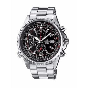 fbeeff849e73 Reloj Casio Edifice Chronograph Wr100m 2328 - Relojes en Mercado ...
