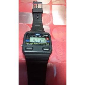 76b327d05d39 Reloj De Pulsera Vintage Casio J-50 Pace Runner