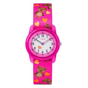 41afea73c915 Timex Tiempo De Las Niñas Reloj De Resina Analógico 12 Msi