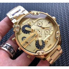 63c925a20c24 Diesel Reloj Mr Daddy 2.0 - Relojes en Mercado Libre México