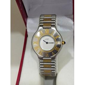 Reloj 100 En Mercado Original Cartier Cortefiel Excelente UVGqSMzp