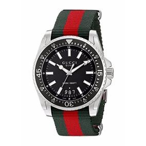 a6658400618c3 Reloj Gucci Dive - Reloj para Hombre Gucci en Mercado Libre México