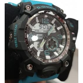 12eb80825abb Casio G Shock Wr20bar Verde Camuflaje - Joyas y Relojes en Mercado ...