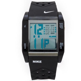 f7e951137c7e Reloj Nike Digital En Caucho Negro Desde  1 - Reloj para Hombre en ...