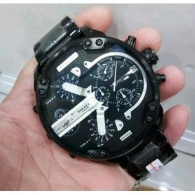 c731567ee9f7 Reloj Diesel Dz5322 Silicona Negro - Joyas y Relojes en Mercado ...
