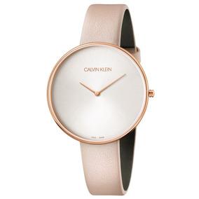 a43516e276c5 Reloj Calvin Klein Dama Dorado Original - Reloj de Pulsera en ...
