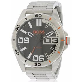 deac513f3052 Reloj Hugo Boss 1513288 Plateado Para Caballero Envío Gratis