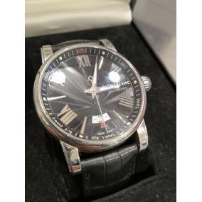 47cc59a8225f Reloj Montblanc Meisterstück Automatico 4810 401