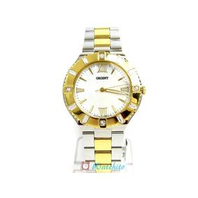 81d9b2d6f020 Reloj Orient Quartz Dorados Mujer Modelo Qb0c A0 Cs Cuadrado - Reloj ...