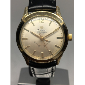 b9cbd5ab0820 Reloj Zodiac Oro De Pulsera - Joyas y Relojes en Mercado Libre México