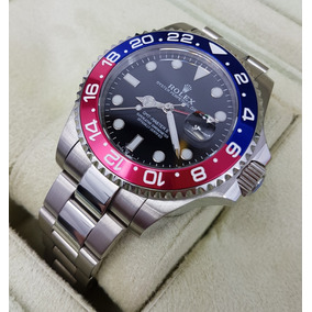 Extensible Master Reloj Hombre Rolex Gmt En Para rtshdQ