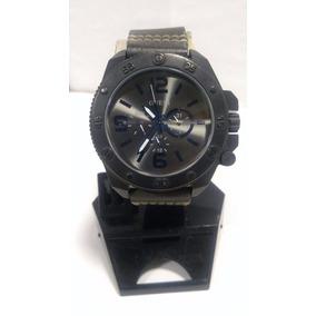 Para En W70016g2 Reloj Hombre Guess Steel TOXZiuPk