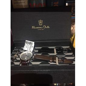 0a060d92651c Relojes Massimo Dutti Hombre - Reloj de Pulsera en Mercado Libre México