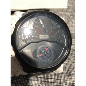 7110156edc03 Reloj Diesel Dz7279 Rojo - Joyas y Relojes en Mercado Libre México