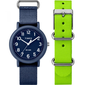 a806f5fcb1f2 Reloj Timex Dama Sr626sw De Pulsera - Reloj Timex en Mercado Libre ...