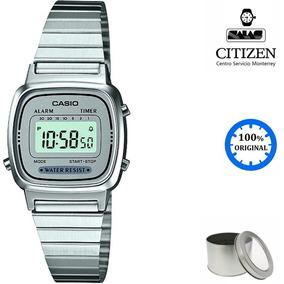 98adf84ce7d8 Reloj Digital Mujer Dorado en Mercado Libre México