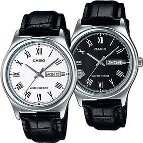 53244186701f Reloj Fossil Acero Con Fechador Mod Fs4333 En Piel. - Reloj de ...