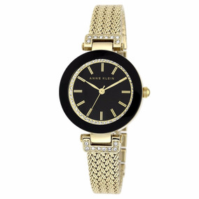 2520b9a223e1 Reloj Swarovski Caucho Negro - Joyas y Relojes en Mercado Libre México