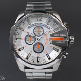 5950818e0cd5 Reloj Diesel Blanco Dz1518 - Joyas y Relojes en Mercado Libre México