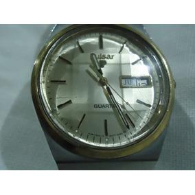 c750a7bdd Reloj Pulsar Seiko Pxt816x Acero - Reloj para Hombre en Mercado ...