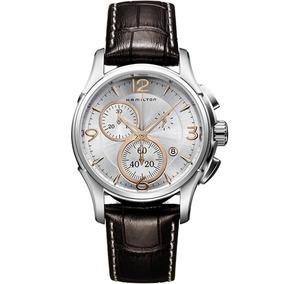 d1751147db84 Reloj Hamilton Hombres De Negro Hombre - Reloj de Pulsera en Mercado ...