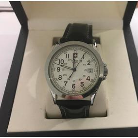 d79eceee477d Reloj Swiss Army Negro Verde Y Blanco - Joyas y Relojes en Mercado ...