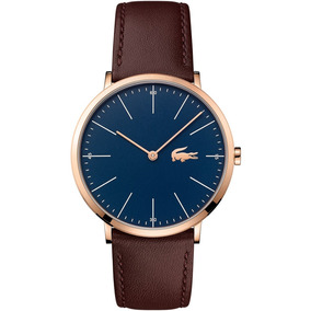 eb4ad339a08a Reloj Análogo Marca Lacoste Modelo  2010871 Color Marron Par