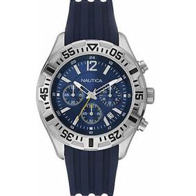 5e987081e0f5 Azul Nst Precioso Reloj Nautica Dama Blanco - Reloj de Pulsera en ...