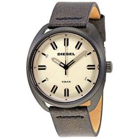 4e4513ccb5da Reloj Diesel Hombre Original Piel - Reloj de Pulsera en Mercado ...
