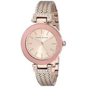 00f7e0fe53aa Reloj De Pulsera Para Mujer Anne Klein 109178 Rgwt Op4 - Reloj de ...