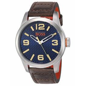 8d19ef9dd8bb Reloj Deportivo Hugo Boss Azul en Mercado Libre México