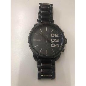 9be855482f22 Reloj Diesel Franchise Dz 4207 Negro - Relojes en Mercado Libre México