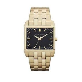add65f541e56 Reloj Armani Cuadrado Para Hombre - Joyas y Relojes en Mercado Libre ...