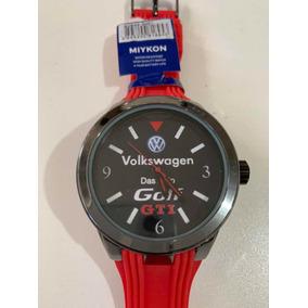 0f34f911b5f2 Reloj Gti Volkswagen Golf Contra Agua Maquinaria Japonesa
