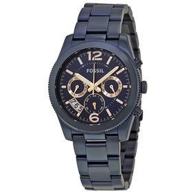 af6683cbe43e Reloj Fossil Para Dama Modelo Es2944 Rgl - Reloj de Pulsera en ...