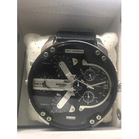 8ae579f47f17 Relojes Diesel Only The Brave Cuadrado Hombre De Pulsera - Reloj ...