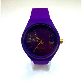 f20661a70c83 Reloj adidas Color Morado Para Mujer Muy Comodo Y Practico