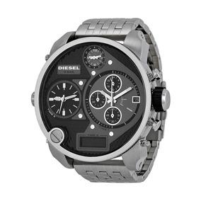 1cce2e4ccc3d Reloj Diesel Dz7125 Black Sba - Reloj de Pulsera en Mercado Libre México