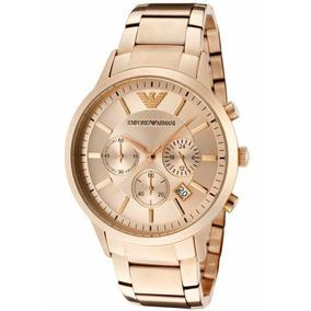 346eccfd79e7 Reloj Emporio Armani Acero Dorado - Reloj de Pulsera en Mercado ...