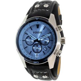fc33cfe48086 Corre Para Reloj Fossil Coachman Acero Inoxidable - Joyas y Relojes ...