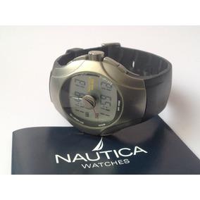 8708f10779e9 Reloj Nautica Modelo A34002g Cuarzo - Reloj para Hombre en Mercado ...