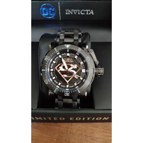 d42d1e07433c Reloj De Superman Negro - Reloj de Pulsera en Mercado Libre México